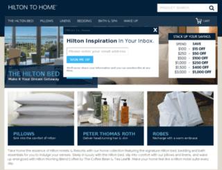 test.hiltontohome.com screenshot
