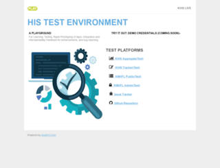 test.hiskenya.org screenshot