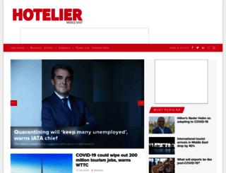 test.hoteliermiddleeast.com screenshot