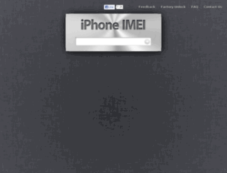 test.iphoneimei.info screenshot