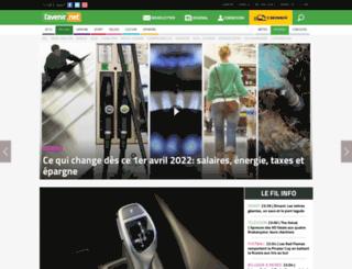 test.lavenir.net screenshot