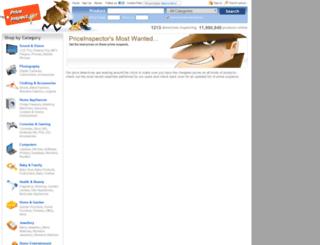 test.priceinspector.co.uk screenshot
