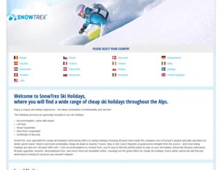 test.prod-snowtrex.de screenshot