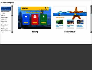 test.site.pro screenshot