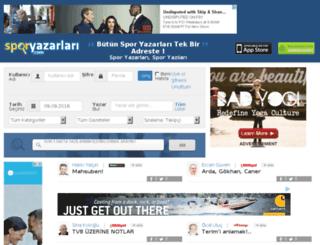 test.sporyazarlari.com screenshot