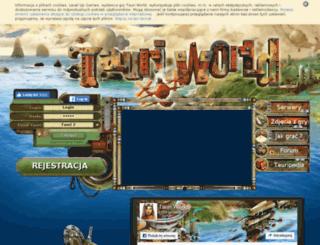 test.tauriworld.pl screenshot
