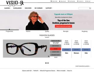 test.visio-rx.info screenshot