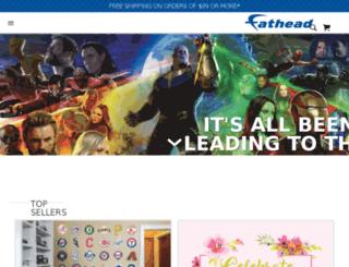 test2.fathead.com screenshot