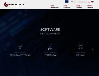 test2.galapp.net screenshot