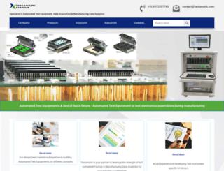 testamatic.com screenshot
