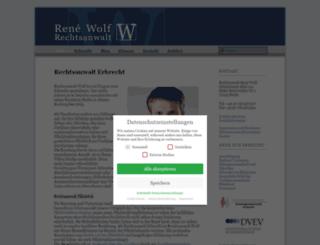 testament-erbe-und-pflichtteil.de screenshot