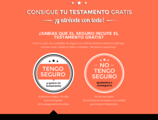 testamento.gratis screenshot
