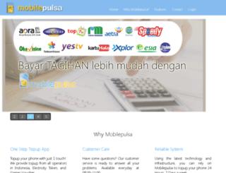 testapi.mobilepulsa.com screenshot