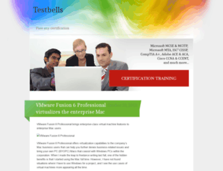 testbells.wordpress.com screenshot