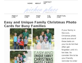 testblog.ashleypichea.com screenshot