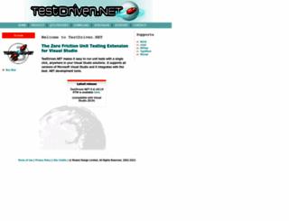 testdriven.net screenshot