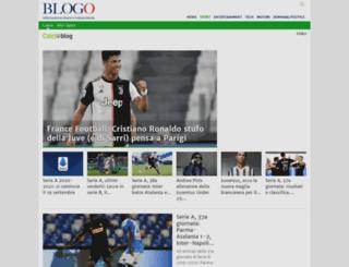 testedicalcio.blogosfere.it screenshot