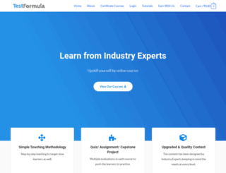 testformula.com screenshot