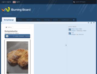 testforum.at screenshot