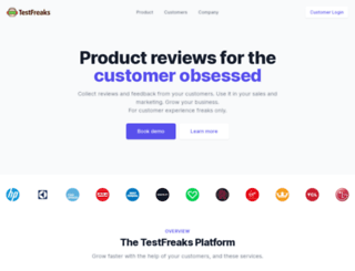 testfreaks.co.uk screenshot
