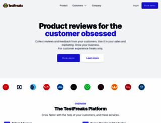 testfreaks.no screenshot