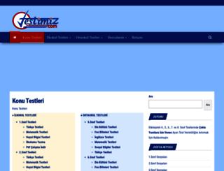 testimiz.com screenshot