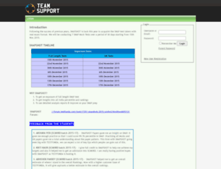 testing1.testfunda.com screenshot