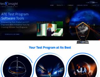 testinsight.com screenshot