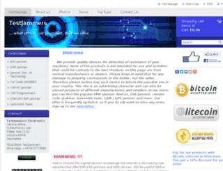 testjammers.com screenshot