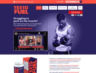 testofuel.org screenshot