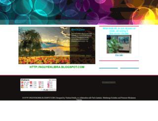 testthuthuatblogger.blogspot.fi screenshot