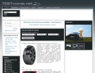 testvoznja.net screenshot