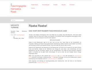 testweb.narraabia.at screenshot