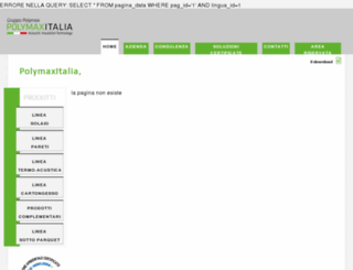 testwebsantafe.it screenshot