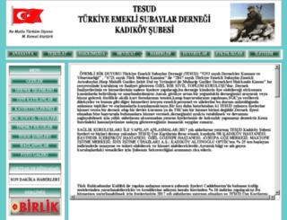tesudkad.org screenshot
