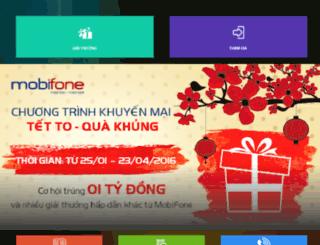 tet.mobifone.com.vn screenshot