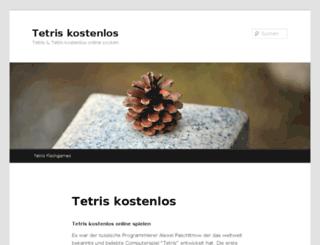 tetris-kostenlos.org screenshot