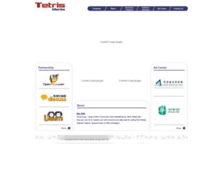 tetris-media.com screenshot
