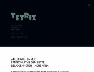 tetriz.no screenshot