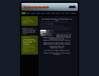 teubner-solartechnik.de screenshot