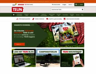 teun.nl screenshot