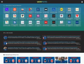 tevemania.com screenshot