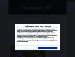tevenezo.blog.hu screenshot