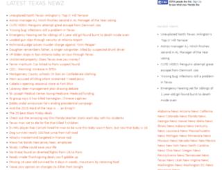 texas.24-7newz.com screenshot
