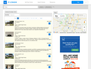 texas.fizber.com screenshot