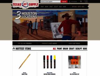 texasart.com screenshot