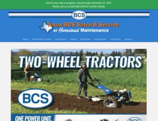 texasbcs.com screenshot