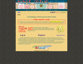 texascosmo.com screenshot