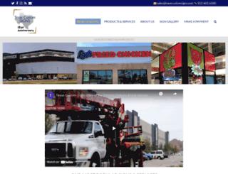 texascustomsigns.com screenshot