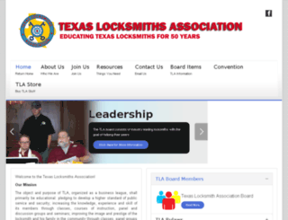 texaslocksmiths.org screenshot